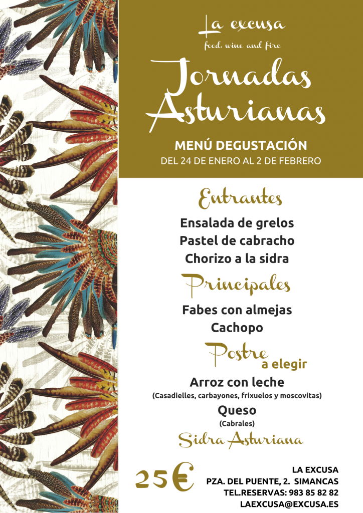 Jornadas Asturianas La Excusa
